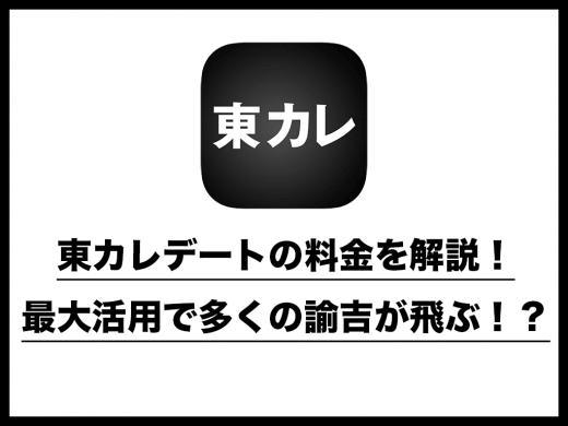 アッパー層向けマッチングアプリ東カレデート(旧マッチ ラウンジ)の料金を解説