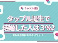 タップル誕生で出会い結婚した人は3%?実際の会員に婚活できるかアンケート調査!