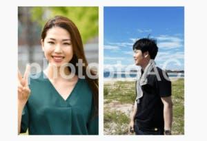 40代婚活サイト 印象の良い写真